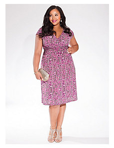Gemma Dress in Orchid by IGIGI