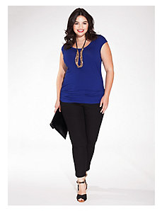 Becky Tank Top in Cobalt Blue by IGIGI