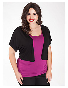 Sophia Shrug in Black by IGIGI