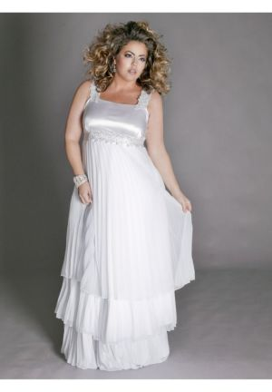 Madelaine Chiffon Wedding Dress