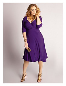 Francesca Dress in Amethyst by IGIGI