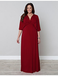 Charlize Maxi Dress by Kiyonna