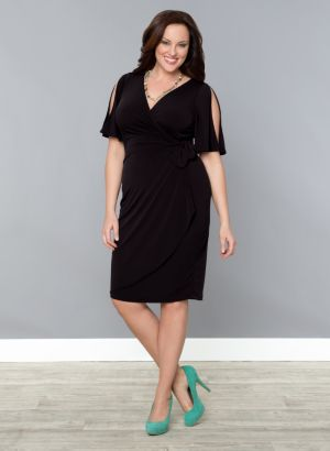 Serena Cold Shoulder Dress