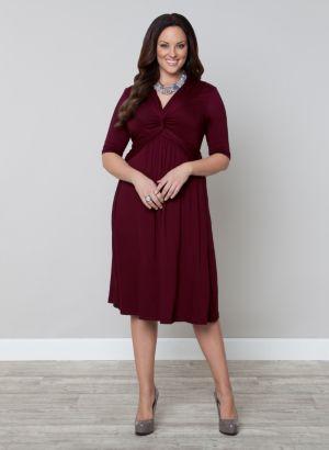 Trinity Twist Dress