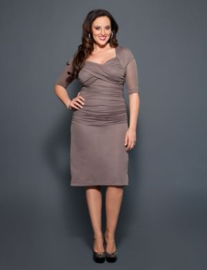 Roxie Ruched Dress