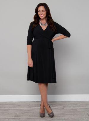 Legacy Wrap Dress