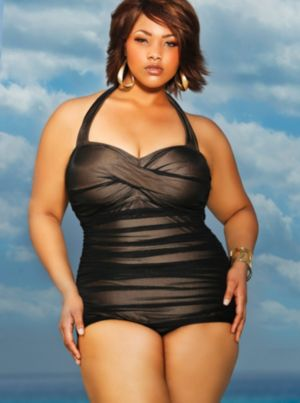 Maldives Illusion Ruched Swimsuit