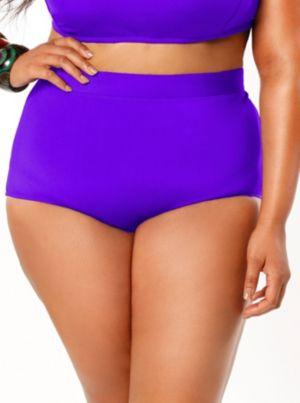 Sao Paulo' High-Waisted Bikini Brief