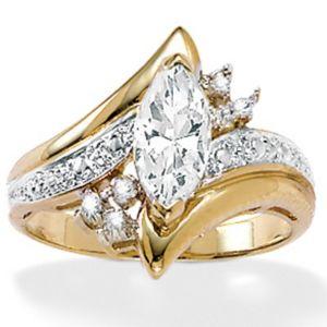 Marquisecubic zirconia Ring