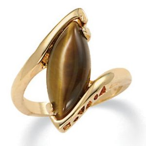 Tigers-Eye Ring