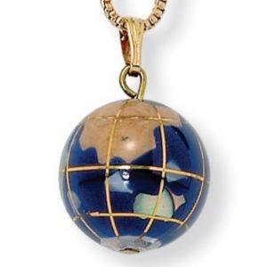 Mosaic Globe Pendant