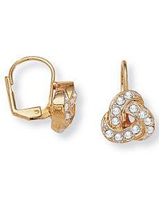 Crystal Earrings by PalmBeach Jewelry