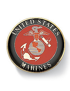 United States Marines Pin by PalmBeach Jewelry