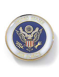 United States Air Force Pin by PalmBeach Jewelry