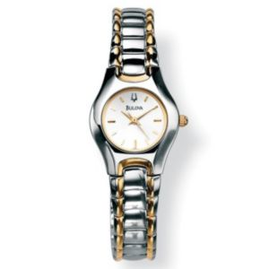 Bulova Silver-Colored Watch 7""