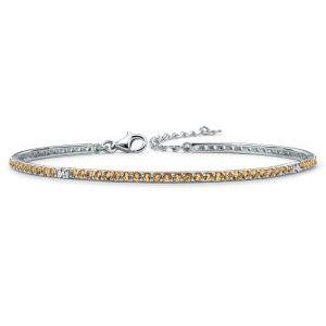 Birthstone SS Bracelet