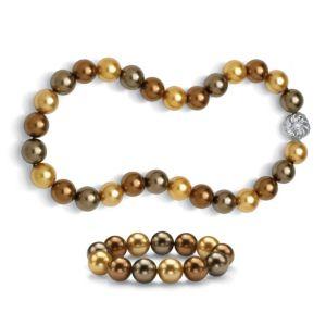 Shell Pearl Jewelry Set