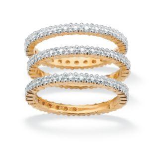Set of 3 Eternity Rings