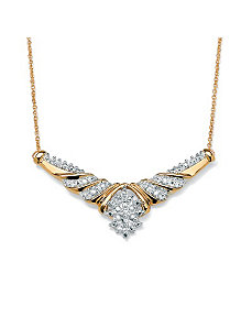 Diamond Necklace 18