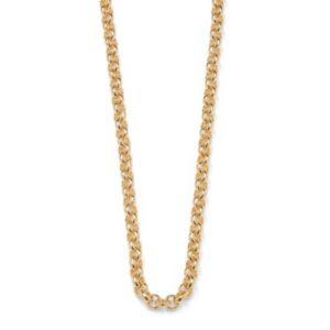 Interlocking-Link Necklace