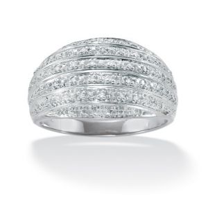 Diamond Accent Dome Ring