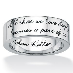 Inspirational Helen Keller Band