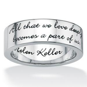 Inspirational Helen Keller Band