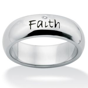 "Cubic Zirconia""Faith""Band"