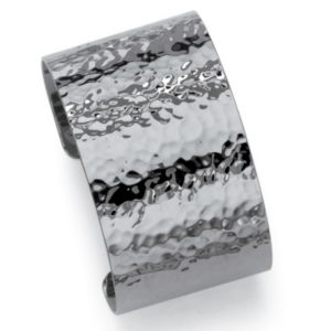 Hammered-Style Cuff Bracelet