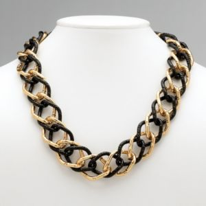 Curb-Link Necklace