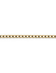 Box-Link Chain by PalmBeach Jewelry