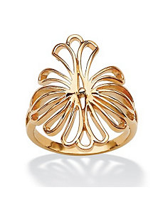 Multi-Loop Ring by PalmBeach Jewelry