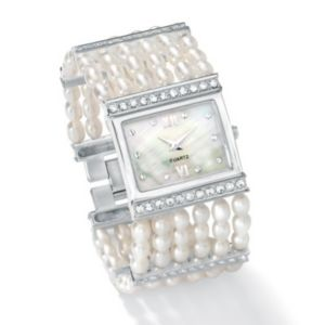 Cultured Freshwater Pearl Watch