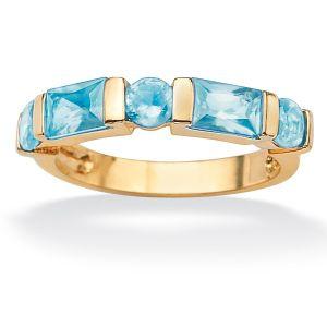 Channel-Set Birthstone Ring