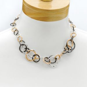 Multi-Circle Necklace