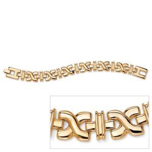 """X""""Cross-Link Bracelet"""