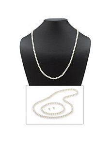 Cultured Freshwater Pearl Set by PalmBeach Jewelry