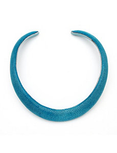 Stingray Choker-Necklace by PalmBeach Jewelry