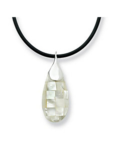 Mother-of-Pearl Pendant by PalmBeach Jewelry