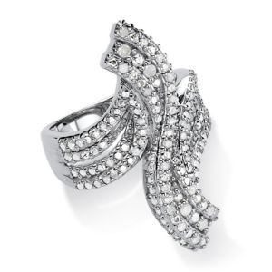 Ice Diamond Ring