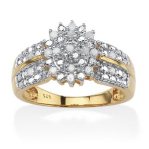 Ice Diamond Ring
