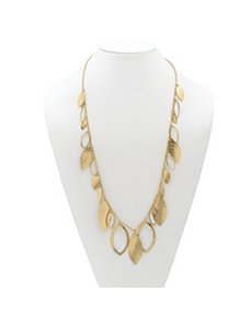 Goldtone Necklace by PalmBeach Jewelry