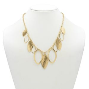 Goldtone Necklace