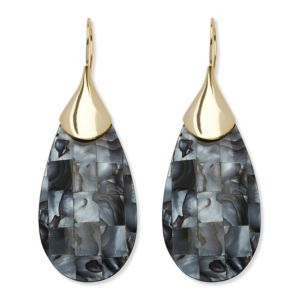 Mother-Of-Pearl Earrings