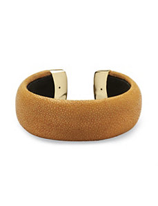 Rust Stingray Cuff Bracelet by PalmBeach Jewelry