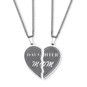 Daughter/Mom Pendants/Chains
