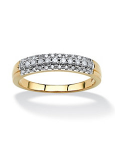 1/4 TCW Diamond Ring by PalmBeach Jewelry