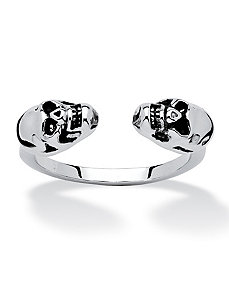 Skull Ring by PalmBeach Jewelry