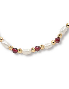 Pearl Necklace by PalmBeach Jewelry