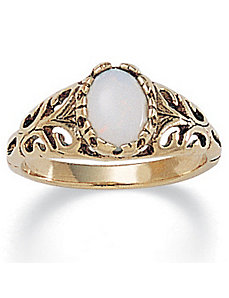 Opal Ring by PalmBeach Jewelry